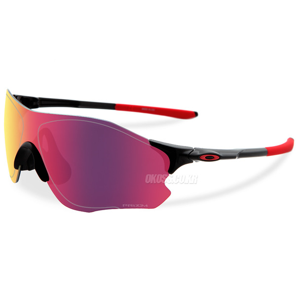 오클리 선글라스 EV 제로 패스 프리즘 OO9308-16 OO9308-1638 OAKLEY EV ZERO PATH PRIZM POLISHED BLACK/PRIZM ROAD